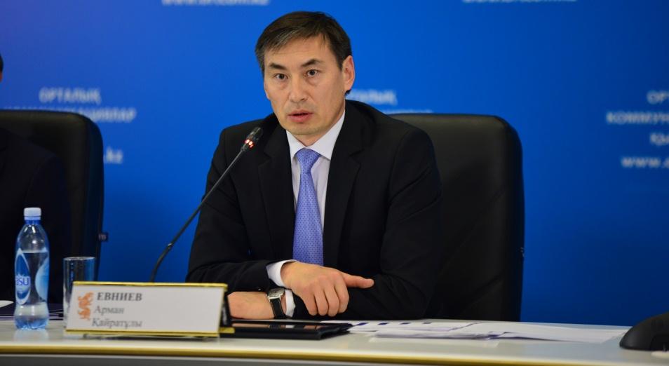 Арман Евниев дал советы новому правительству