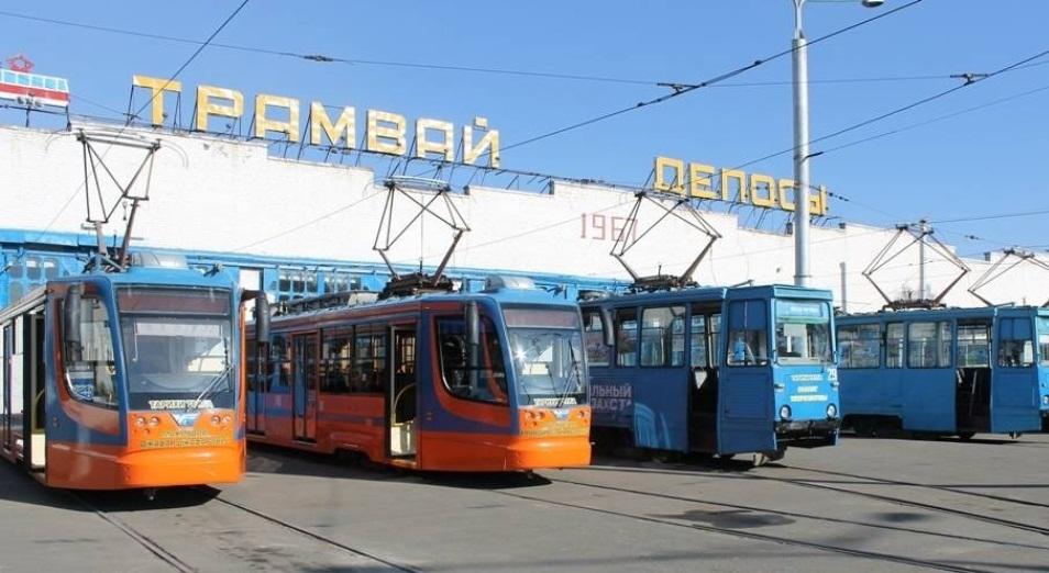 Очередная партия новых трамваев прибыла в Павлодар