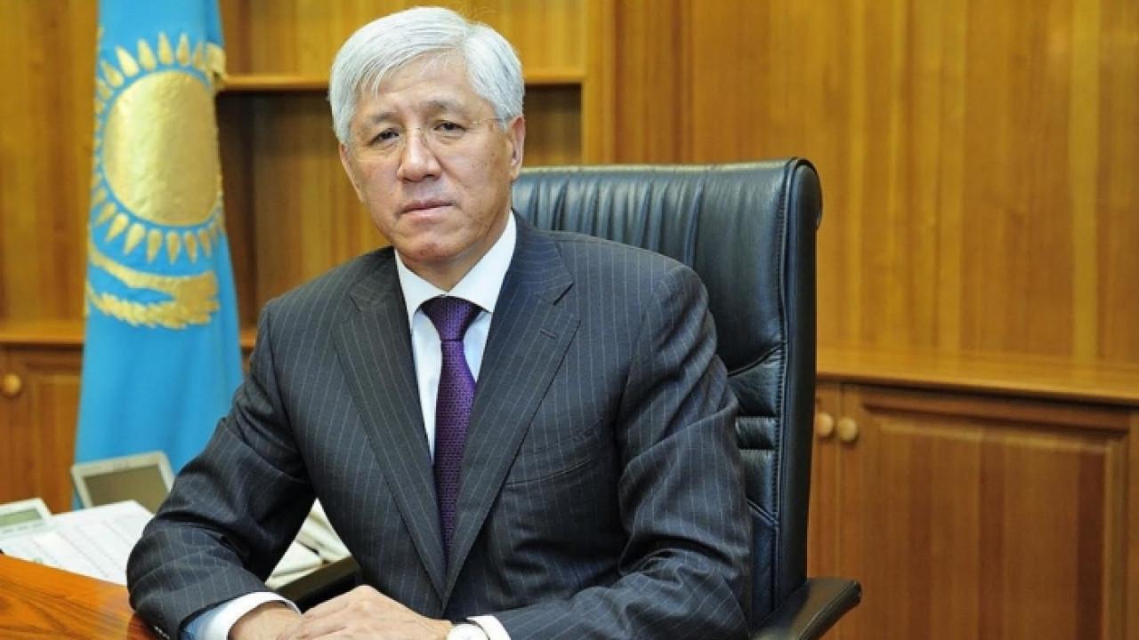 Аким Алматинской области вылечился от коронавирусной инфекции