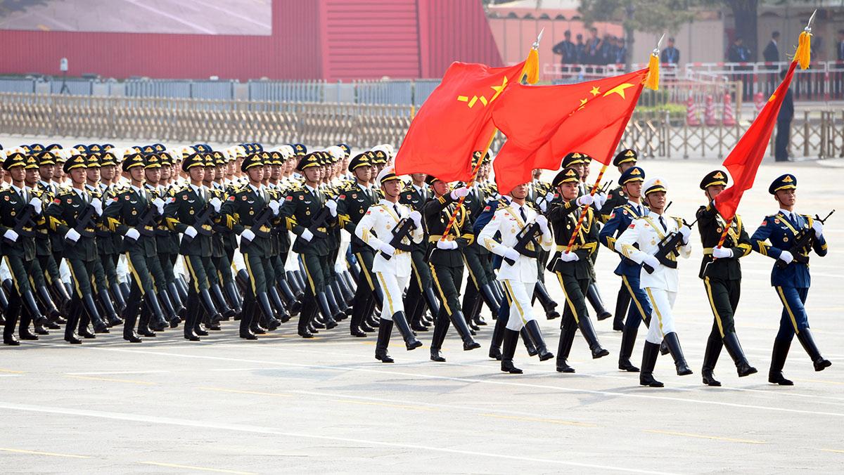 КНР отмечает 70-ю годовщину своего образования