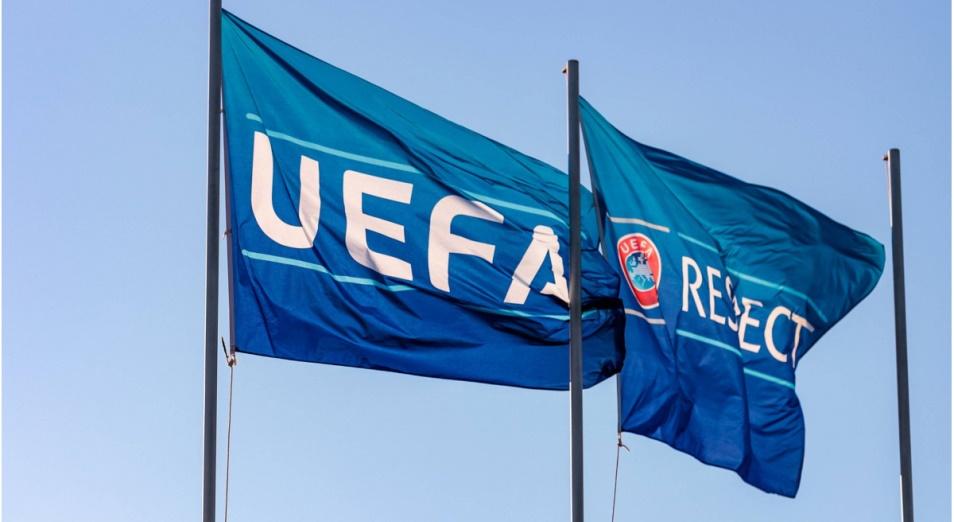УЕФА вслед за FIFA решил помочь казахстанскому футболу