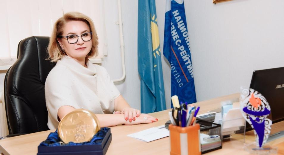 Гульнара Хабибрахманова: «Нет никого и ничего, что могло бы повлиять на место компании в рейтинге, кроме ее работы»
