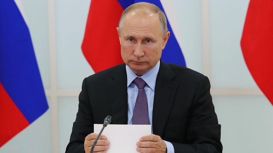 Путин поручил двигать СНГ к единой валюте