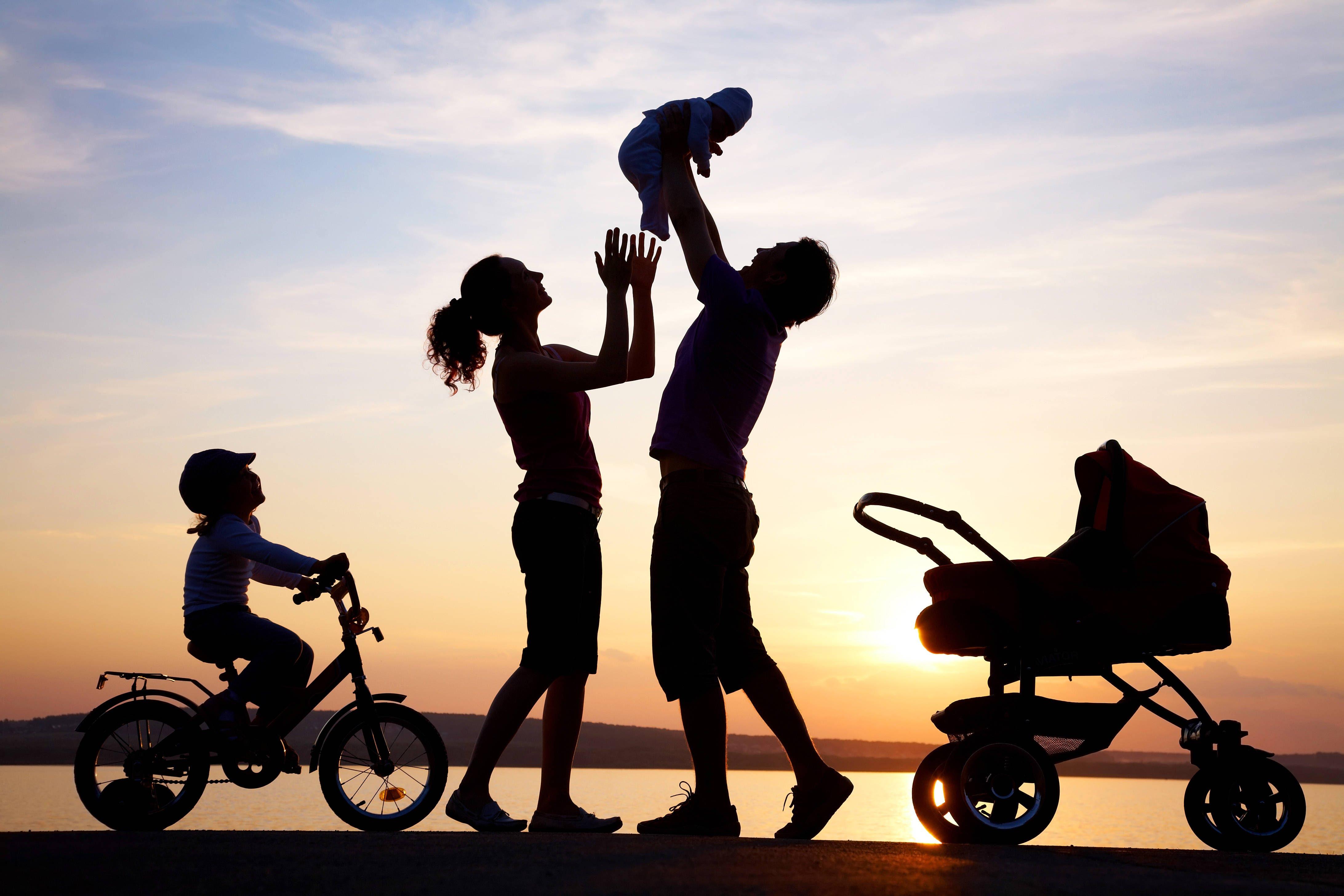 В Казахстане отмечают День семьи