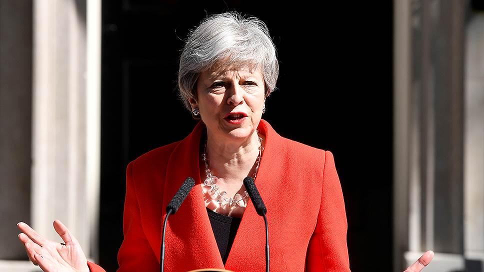 Тереза Мэй не будет скучать по должности премьер-министра