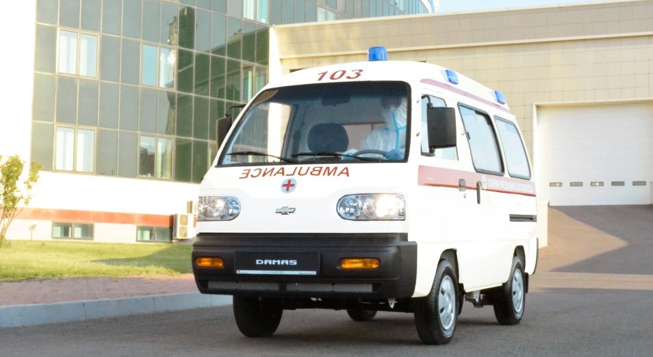 Kaspi.kz дарит 100 машин скорой помощи