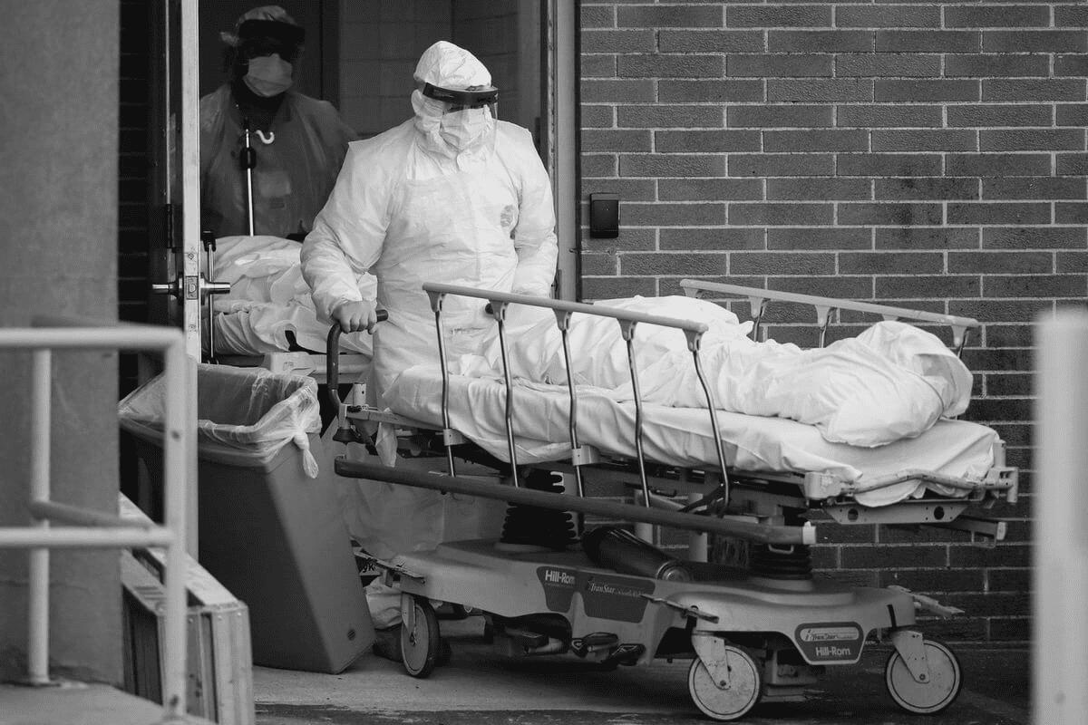 Коронавирусная пневмония в Казахстане продолжает забирать жизни