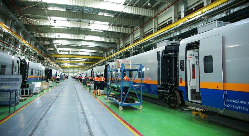 На заводе «Тулпар-Тальго» будут выпускать тверские вагоны
