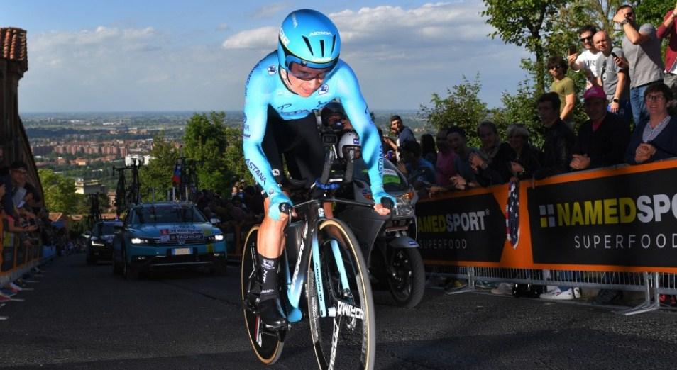«Джиро д'Италия»: Лопес вновь стал лидером молодежной классификации