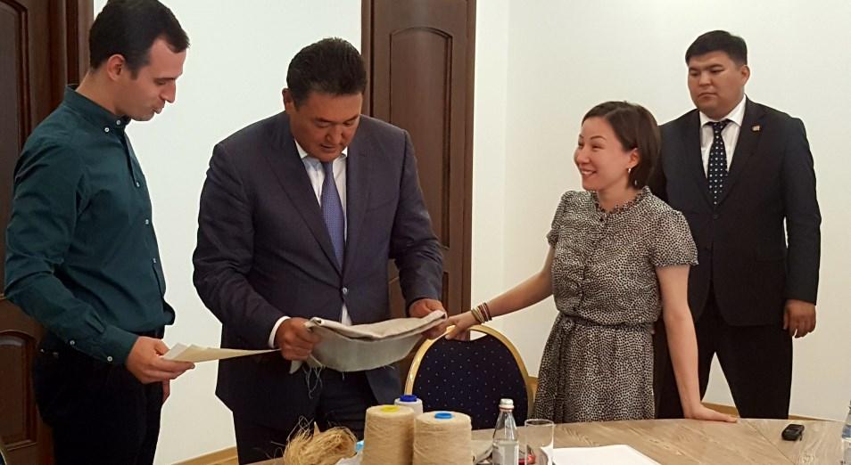 В Павлодарской области планируют перерабатывать коноплю