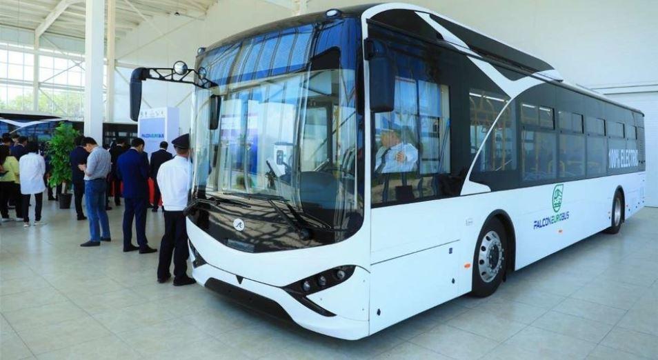 Электробусы Made in Almaty: как работает завод Falcon Eurobus