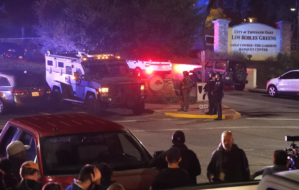 В Лос-Анджелесе неизвестный расстрелял 13 человек