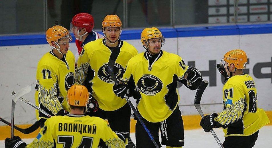Плей-офф ВХЛ: «Сарыарка» стала вторым четвертьфиналистом Кубка Петрова