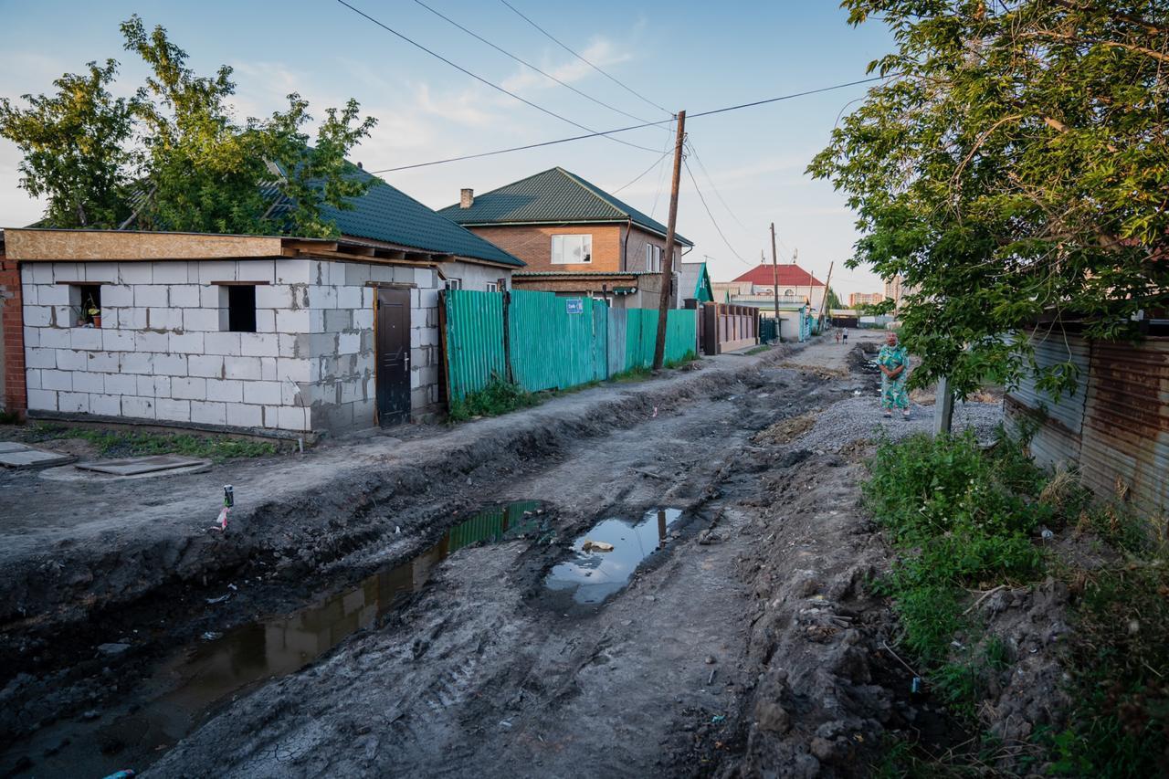 Как в Нур-Султане выбирали улицы для проведения дорожных работ