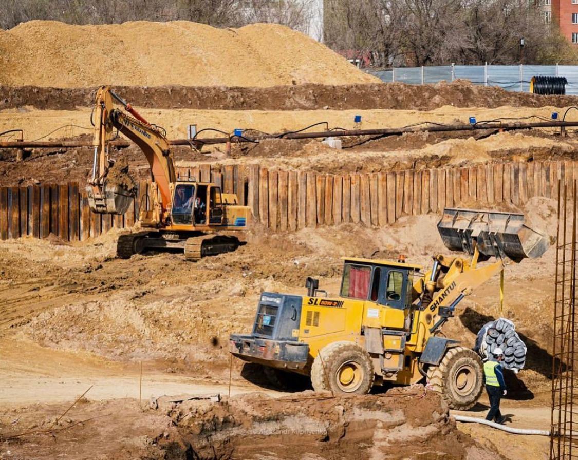 Какие работы ведутся по недопущению подтопления улиц в Нур-Султане