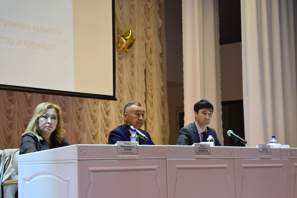 Члены СМГ рассказали об итогах мониторинга коррупционных рисков в сфере образования