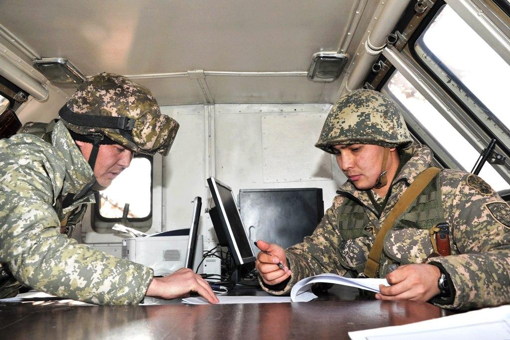 В Вооружённых силах Казахстана стартовала итоговая проверка