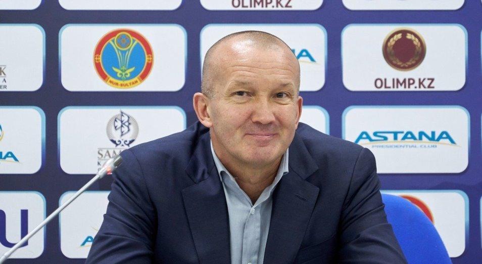 Григорчук: «Мой контракт с «Астаной» не закончился»