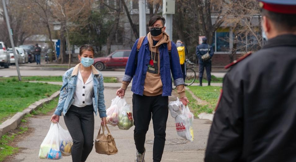 Коронавирус в Казахстане: 18 мая