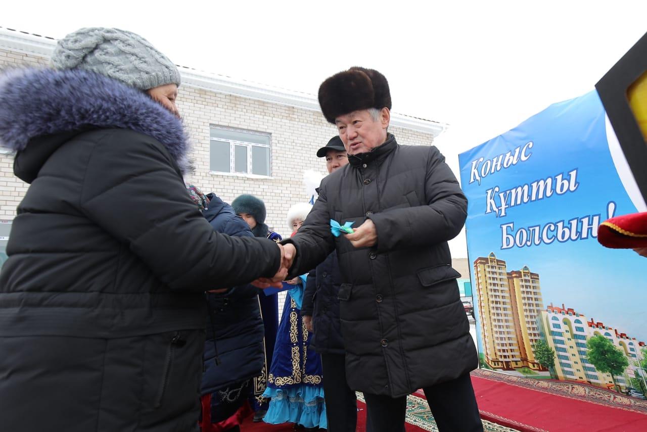 В Хобдинском районе Актюбинской области с размахом отмечают День Независимости