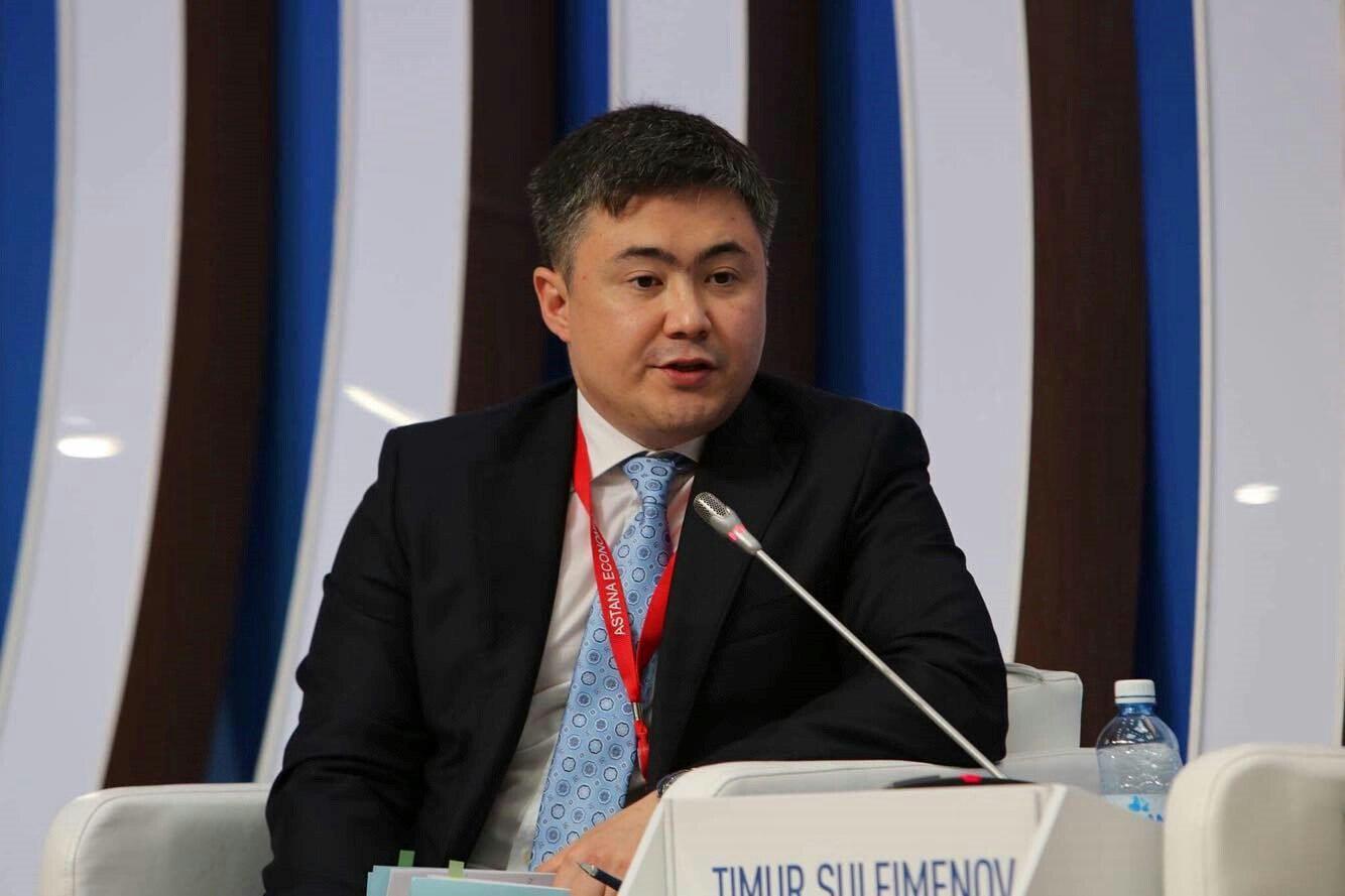 Антикризисный пакет Казахстана составляет 8,7% от ВВП – заместитель руководителя АП