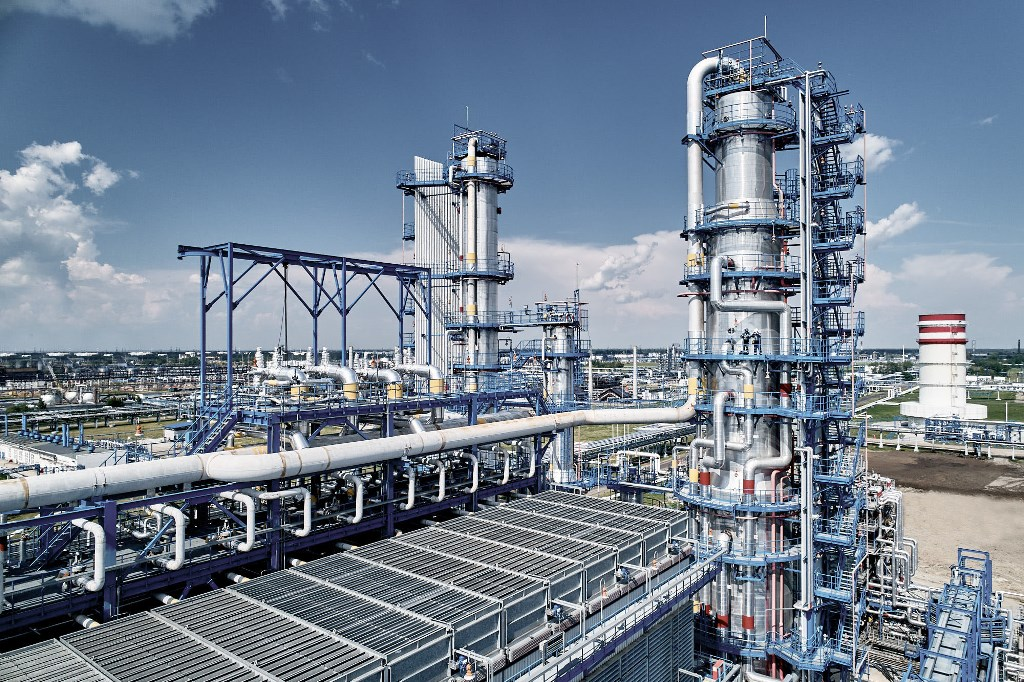 Плановый ремонт начался на Павлодарском нефтехимическом заводе