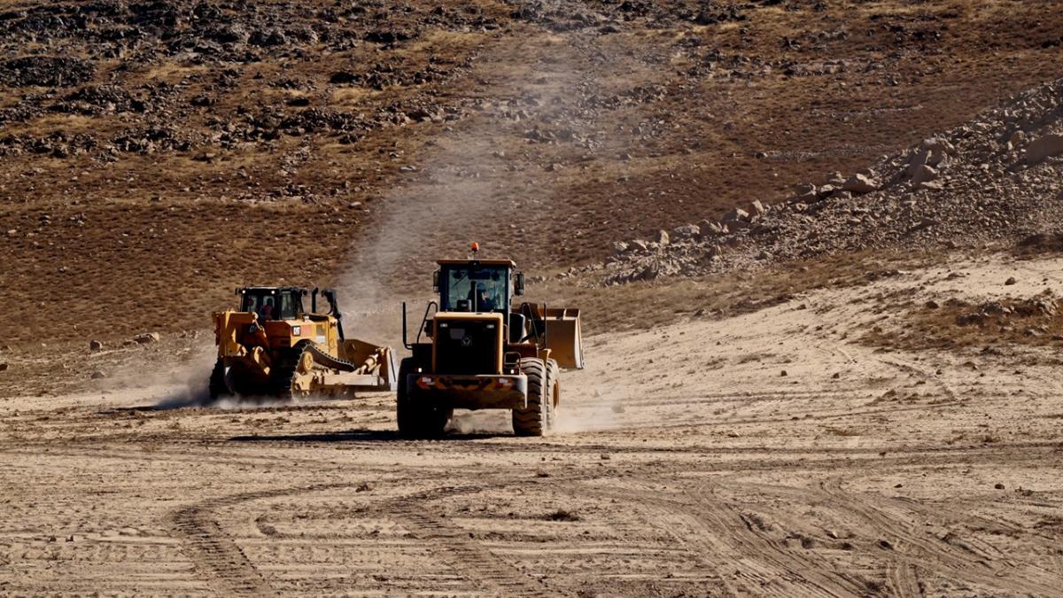 В Жамбылской области построят казахстанско-российский завод минеральных удобрений