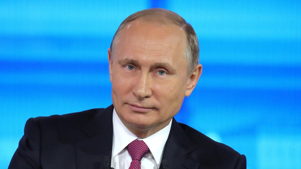 «Память о войне должна помогать сплочению народов перед новыми вызовами» – Путин