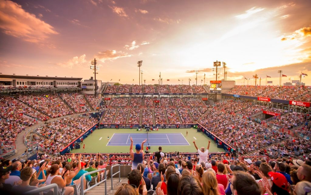 Теннисный турнир серии WTA в Монреале перенесен на следующий год