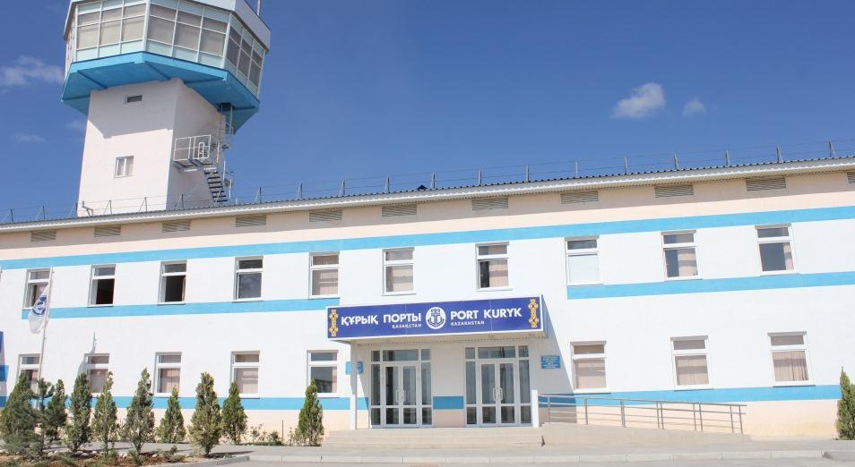 Терминал «Саржа» приводнится по расписанию
