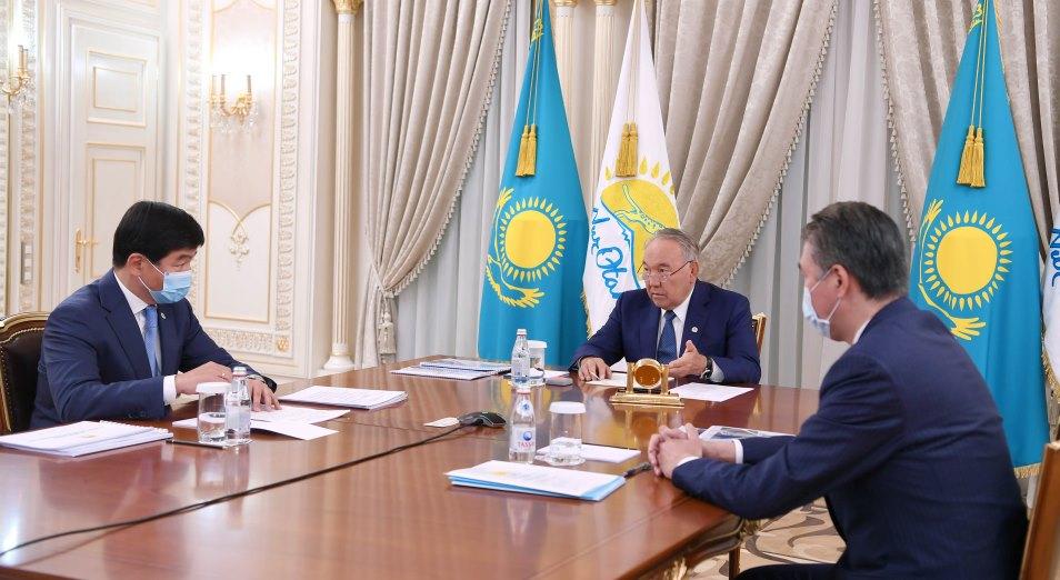 Назарбаев: «Люди хотят активнее участвовать в общественной и политической жизни страны»