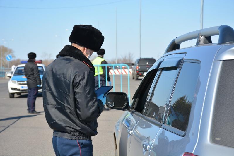 У жителей Усть-Каменогорска изъяли свыше 30 автомобильных пропусков