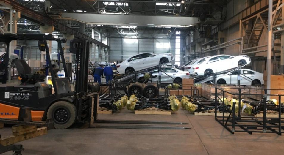 Машины АО «АЗИЯ АВТО» сертифицировали