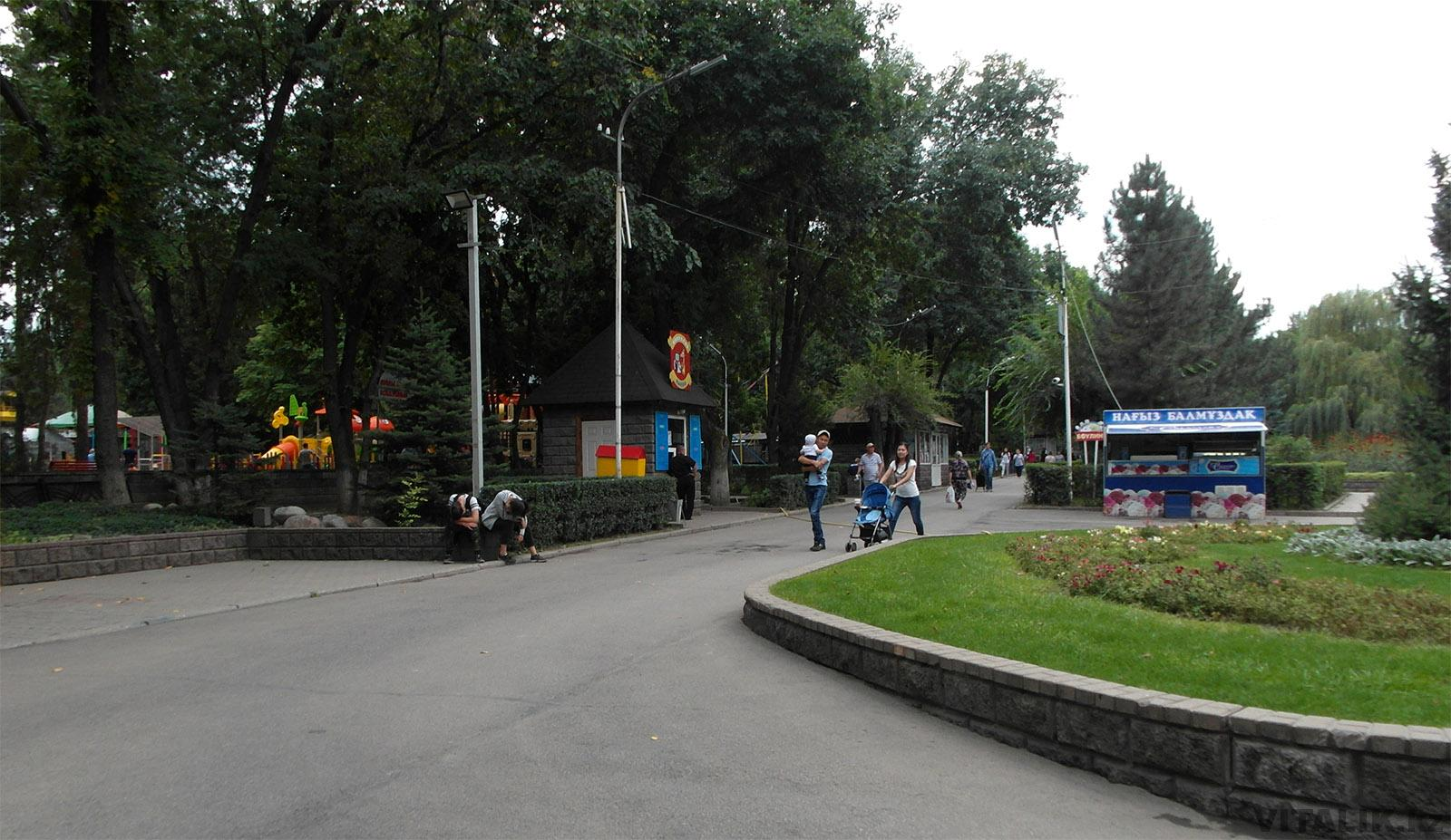 В Алматы из-за коронавируса временно закрывают парки