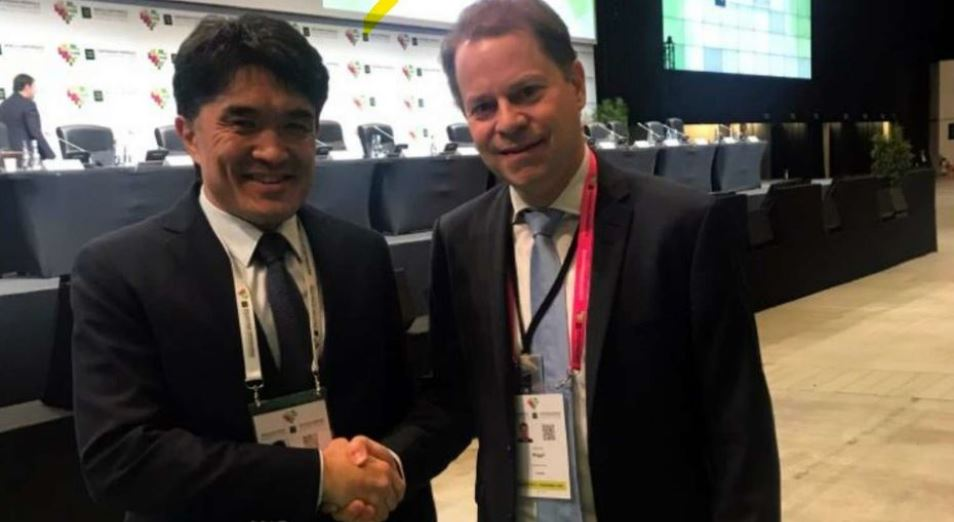 Ельдос Рамазанов рассказал агентству WADA о борьбе с допингом в Казахстане