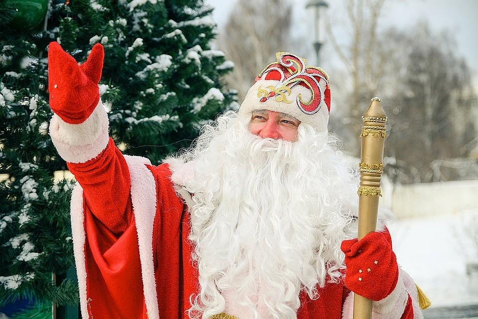 В 2019 году Всероссийский Дед Мороз подарил более 320 тонн подарков