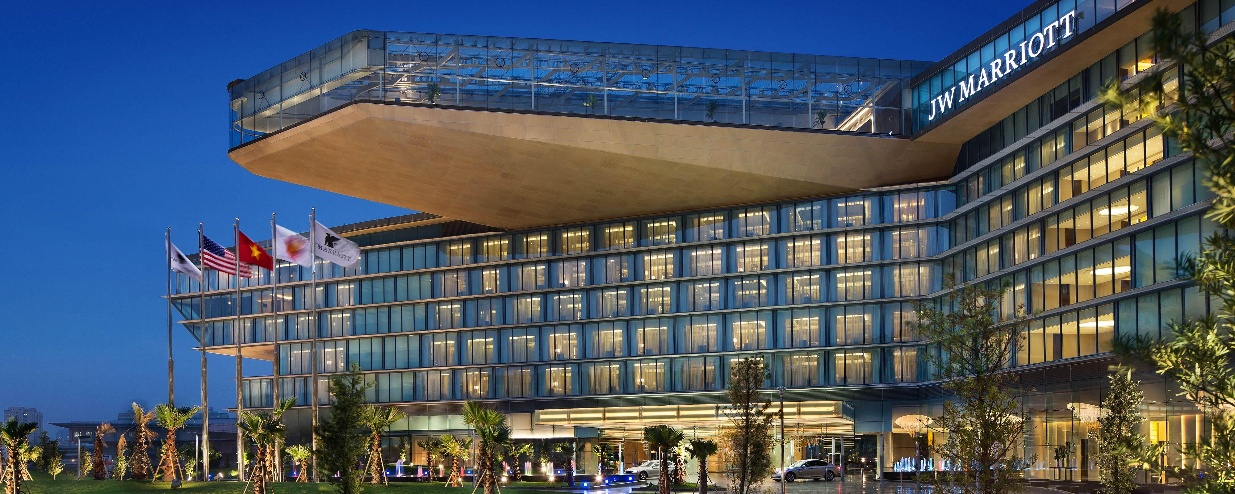 Marriott откроет 1,7 тыс. новых отелей в ближайшие три года