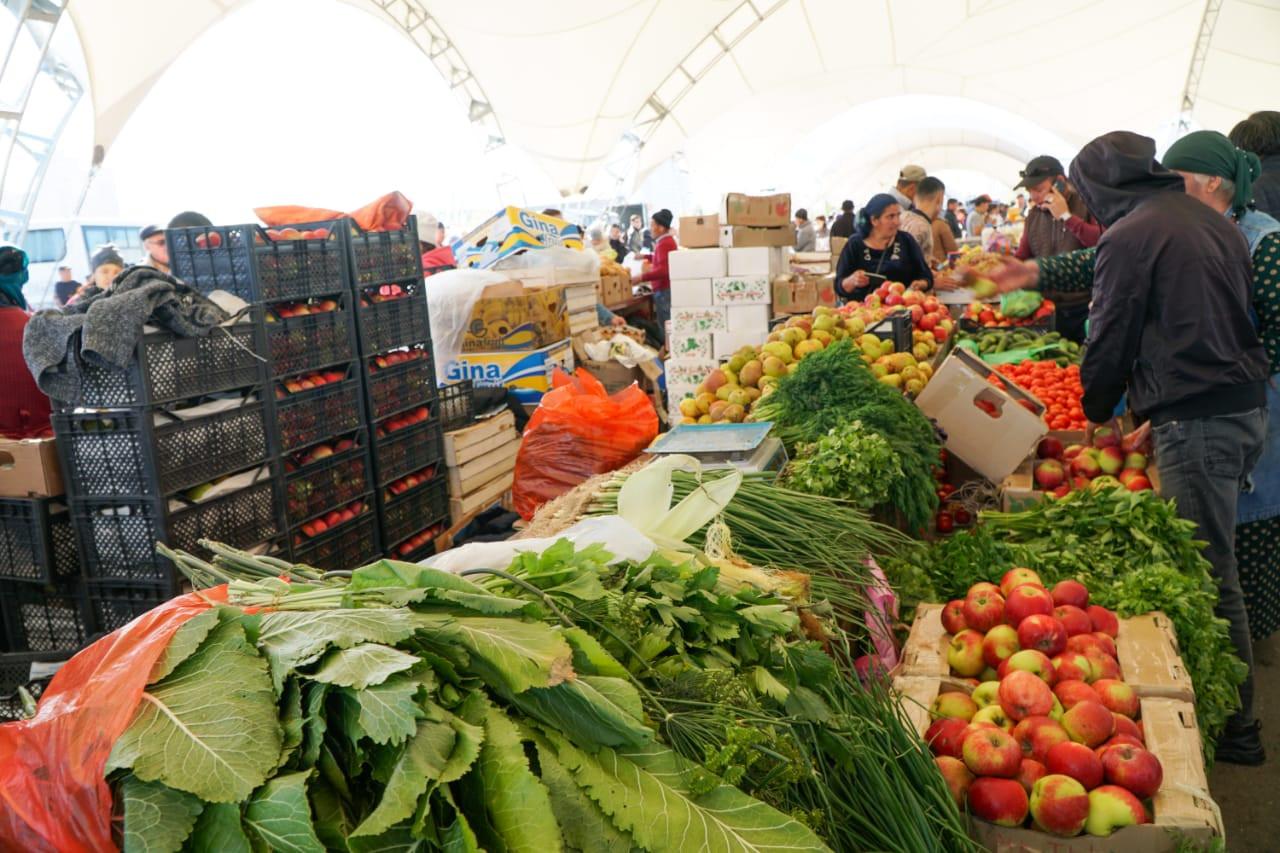Карагандинская область представила свою продукцию на ярмарке в столице