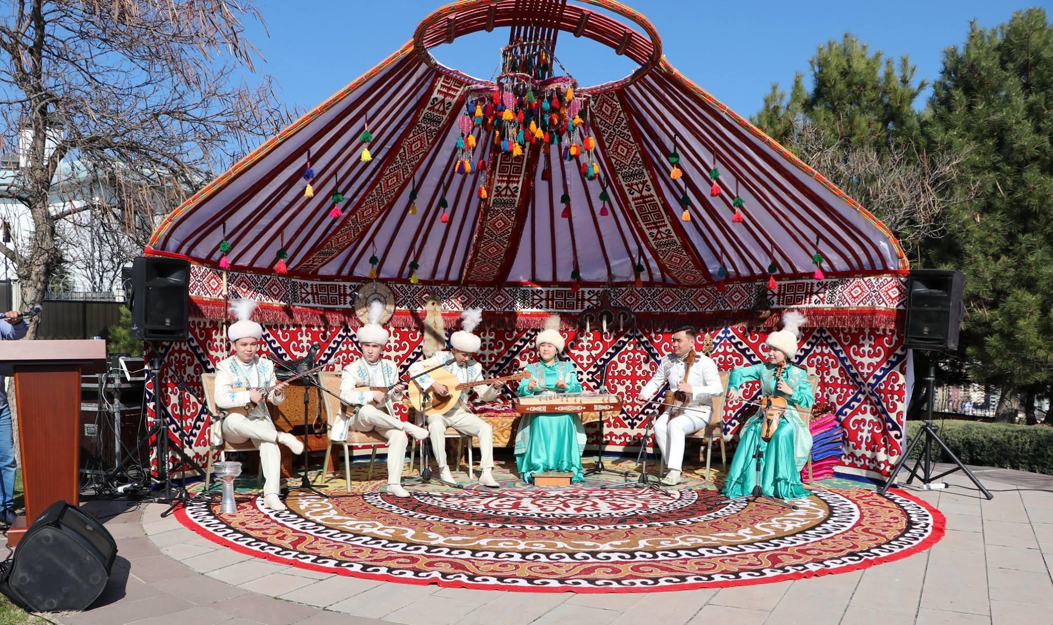 Наурыз отпраздновали в Анкаре