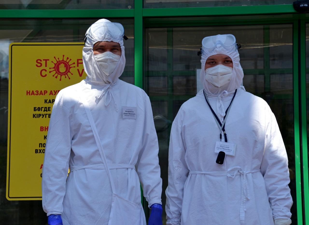 Еще один стационар закрыли в Нур-Султане – выписались последние пациенты с COVID-19