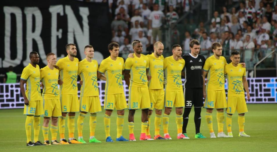 Отбор Лиги Чемпионов: «Астана» едет в Брест