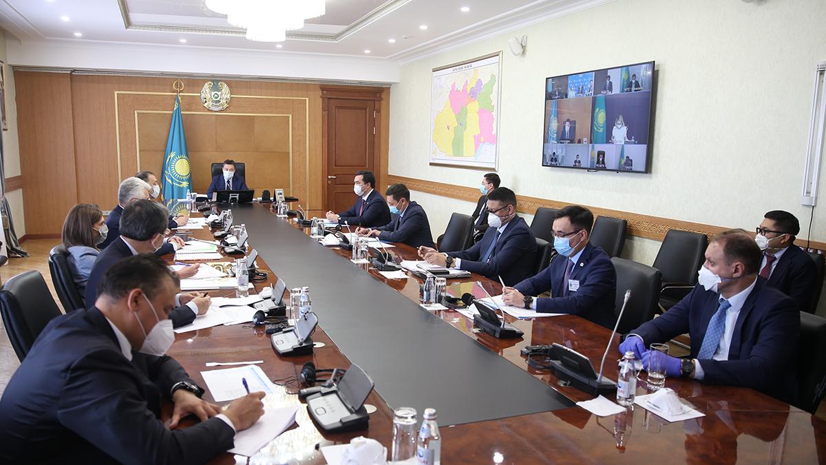 В Казахстане будет принята Программа развития фармацевтической промышленности