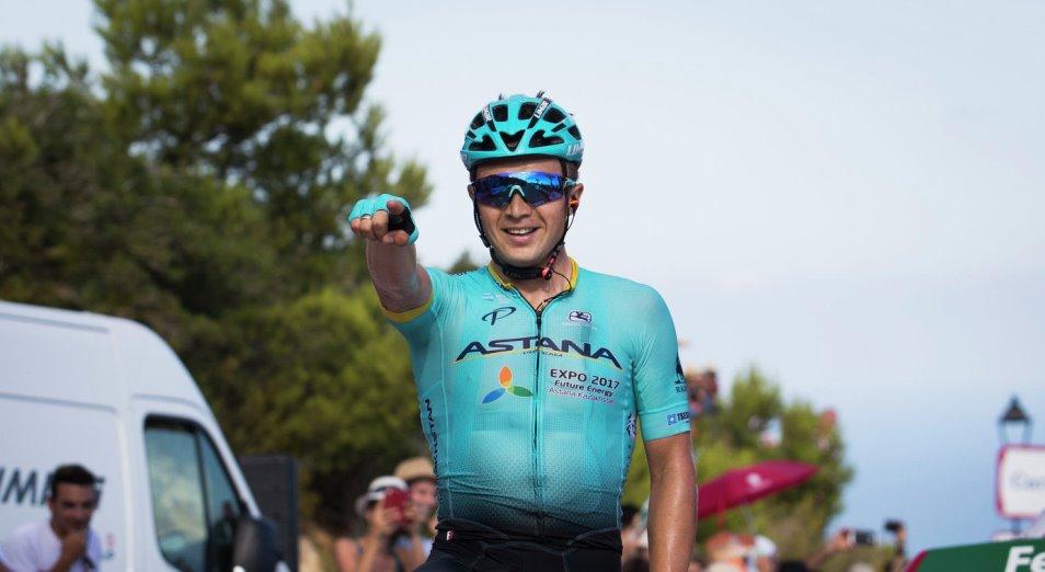 Луценко выиграл стартовый этап виртуального Giro d'Italia