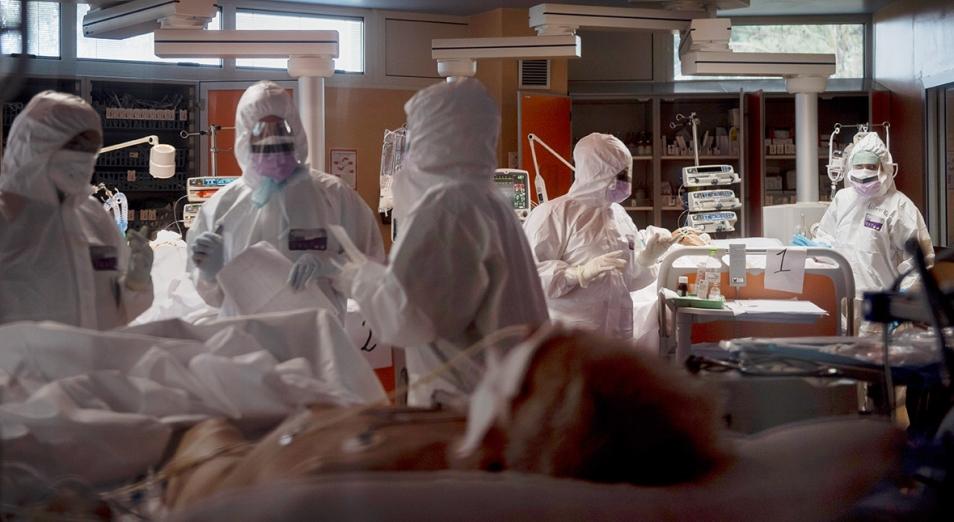 Суточное заражение коронавирусом в мире установило новый рекорд