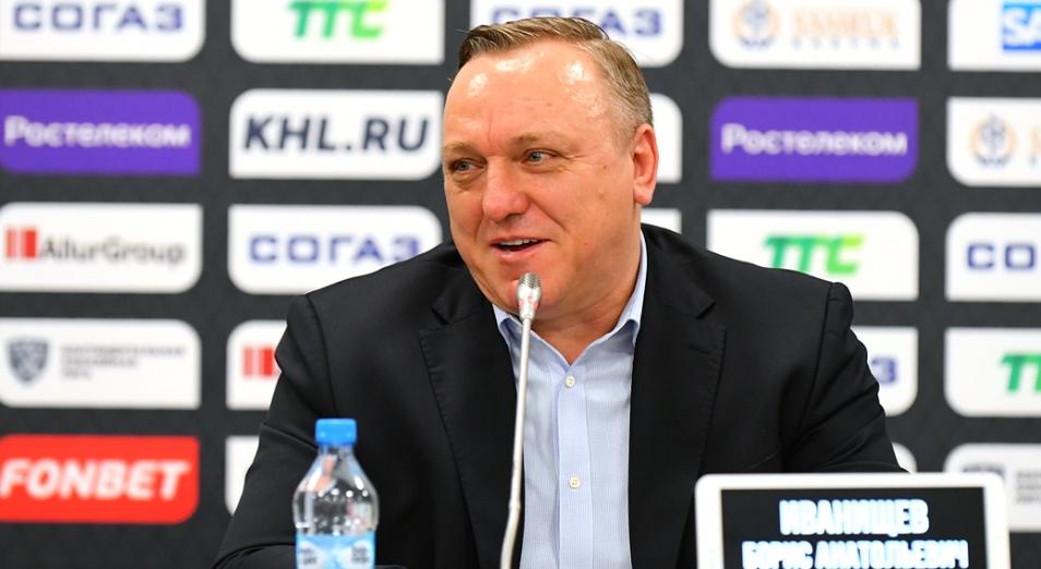 «Барыс-Арена» будет задействована в КХЛ в сентябре