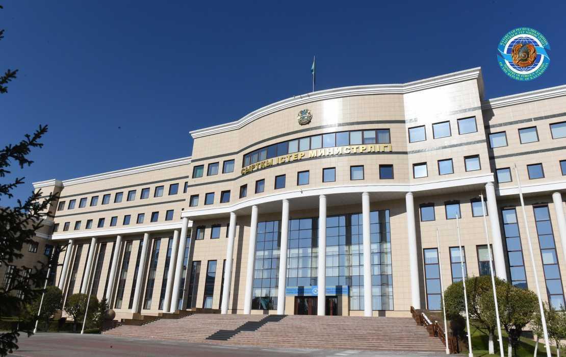 Казахстан призывает США и РФ к переговорам по возобновлению участия в ДРСМД