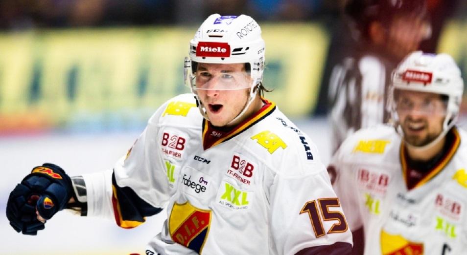 «Барыс» объявил о приходе форварда из НХЛ