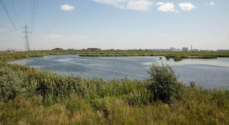 Застройка на озере Малый Талдыколь может поплыть