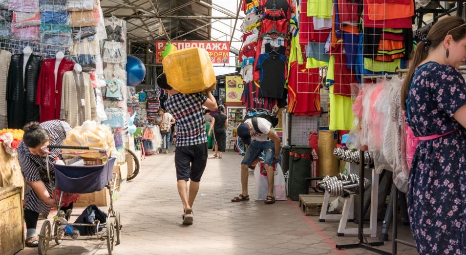 На модернизацию пяти рынков Алматы выделят 1 млрд тенге