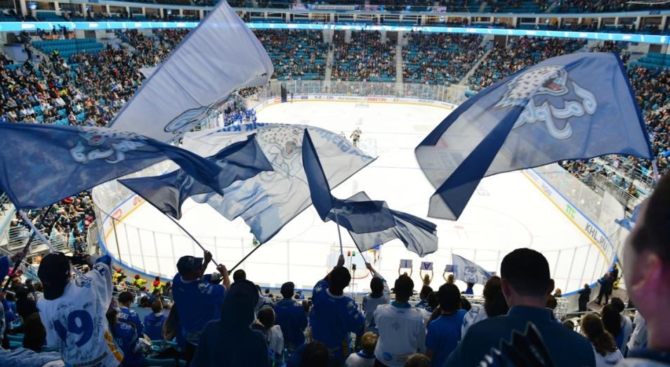 Регулярка КХЛ: «Барыс» почти второй на «Востоке»